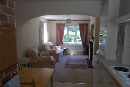 Cozy and Light  1 bed appartment with parking - Pewsey