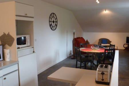 Loft 65 m² en duplex - Appartement