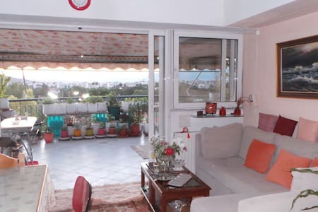 Apartment with 2 bedrooms & terrase - Appartement