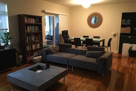 15min to manhattan, Cozy apartment in NJ riverside - Apartment
