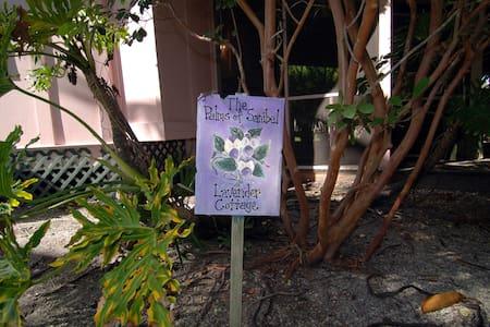 Palms of Sanibel Lavender Cottage - Cabin