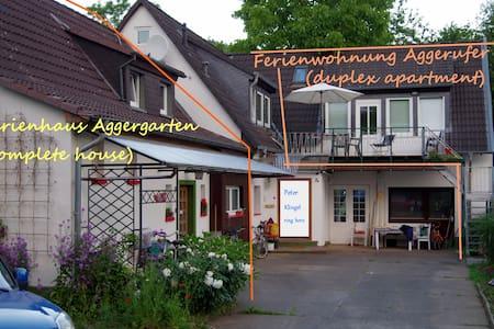 Country near Cologne, house&garden - Engelskirchen - Hus