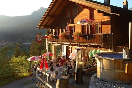 Berggasthaus Marmorbruch - Bed & Breakfast
