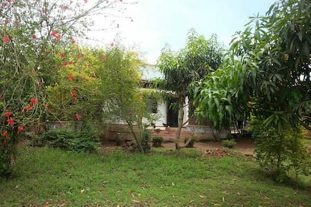 Room type: Entire home/apt Property type: House Accommodates: 4 Bedrooms: 2 Bathrooms: 0.5