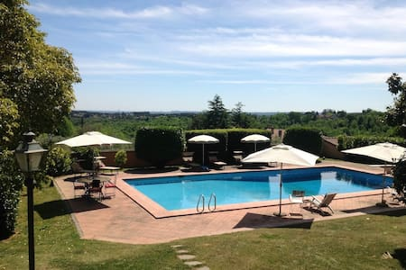 Villa Branka just minutes from Rome - Villa