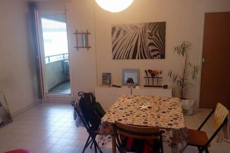 Appartement proche centre ville de Montpellier - Apartment