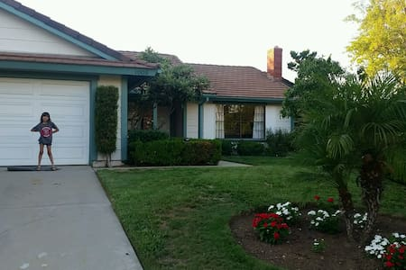 Quiet Neighborhood, Family Home - San Dimas