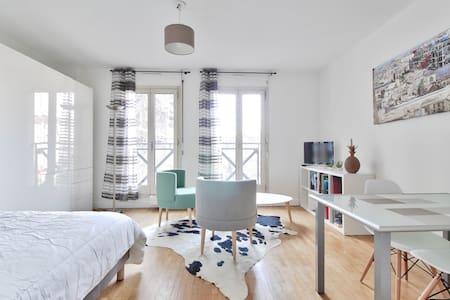 Superbe studio parisien - Paris - Apartment