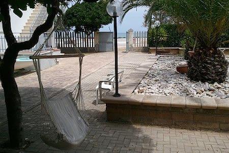 Graziosa casa sul mare - Borgata Marina - Wohnung