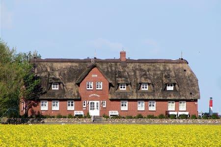 Ferienhaus unter Reet - Nordstrand