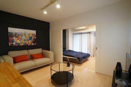 1min Sta./Central Tokyo/Designer`s - Appartement