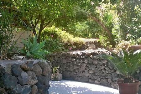 Casa Limoni a 250m dalla spiaggia - Stromboli