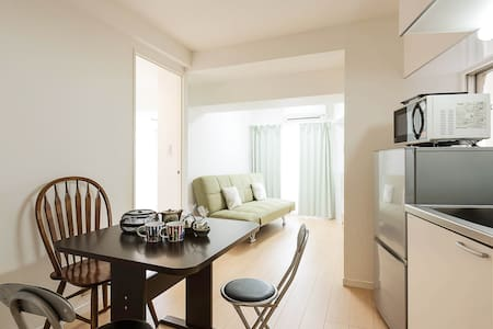 Enjoy TOKYO LIFE!Clean and Convenient apartment!! - Daire