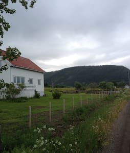 Charming house, near Stokmarknes - Stokmarknes - House