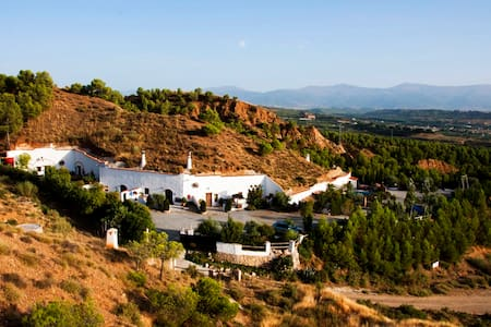 Incredible Views, Quiet and Magical Place - Guadix - Luola