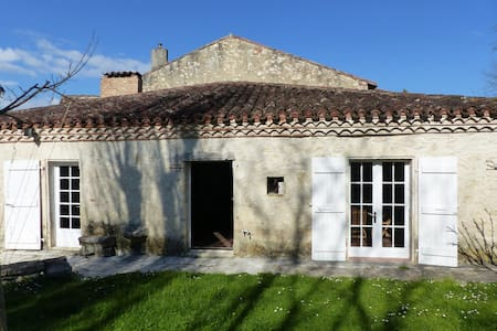 Charming cottage in Gascogne - House