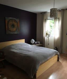 Belle chambre 30m2, très propre avec calme assuré - Dom