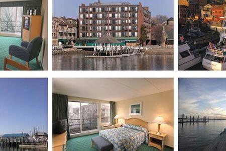 Inn on the Harbor Newport RI - Jazz - Newport - Condominio