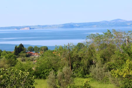 Cosy 2BD Flat with Parking-Bolsena  - Apartamento