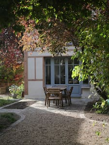 Charming house, 25 min. from Paris - Haus