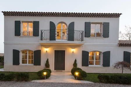 Beautiful house with sea view close to Valbonne - Opio - Villa