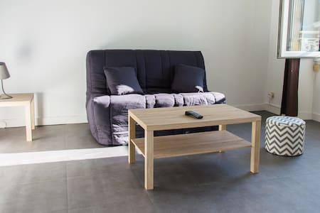 Appartement type F1 bis meublé - Cherbourg-Octeville - Wohnung