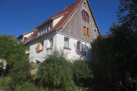Dachzimmer für den kleineren Geldbeutel - Apartamento