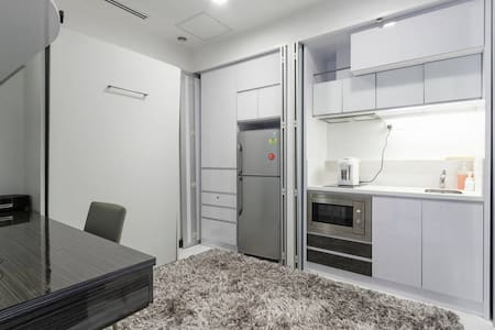 Cosy Compact Studio for Single Traveler Apt A - Apartmen