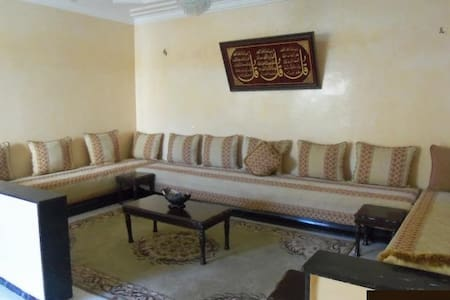 appartement meuble a fes narjisse 100m2 - Daire