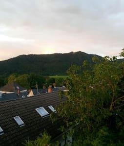 Ferienwohnung Marianne mit herrlicher Aussicht - Badenweiler