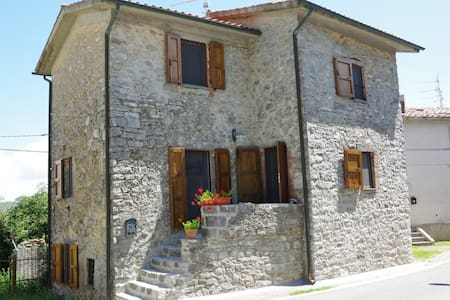 Stone farmhouse in Tuscany close to Saturnia Spa - Hus