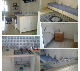 Appartement: piscine pieds ds l'eau - Hammam Sousse - Apartment