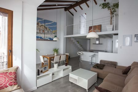 New Loft in city center perfect for families - Alacant - Loft