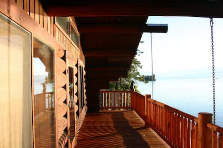 Flathead Lake Paradise - Ev