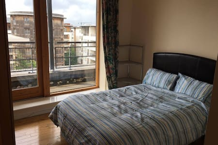 SUNNY & AIRY ROOM FOR 2 CITY CENTRE - Dublin - Apartment