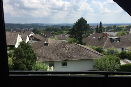 150qm flat with balcony - Wettenberg