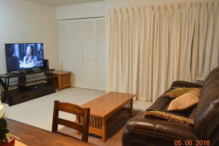 Convenient, Clean & Cozy Apartment - Pis
