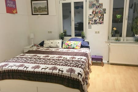 Lovely room in cosy Oberstadt WG - Marburg
