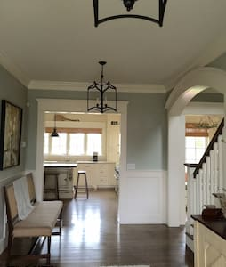 Gorgeous home steps from beach - Duxbury - Dom
