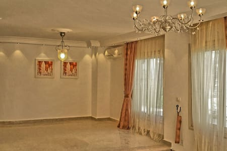 New 500m Luxury Semifurnish Villa LT Rent Alxwst - Alexandria