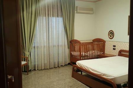 Camera matrimoniale - Schiavonea - Villa