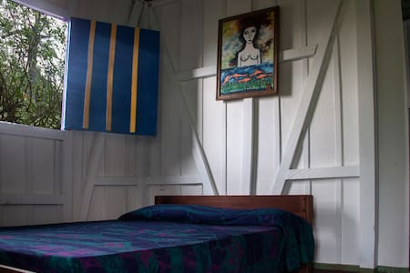 La sonrisa_room 3 - Kisház