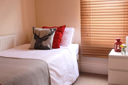 Beautiful & cozy single room in Nottingham - Pis