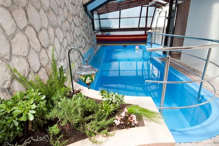 Apartment with indoor pool for 4 persons - Flat