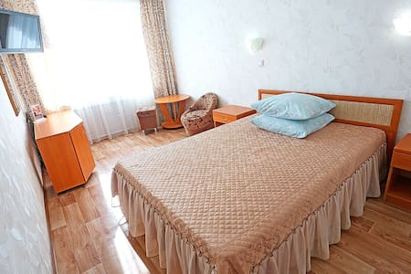 Одноместный полулюкс с 2-сп кроватью