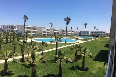 Appartement en bord de mer - Sidi Rahal - Apartament