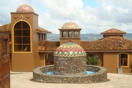 Alhambra Style Epic Lake View Luxury Home - Tronadora - House