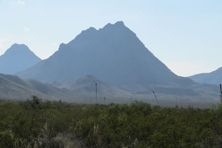 Dahls Ranch #2 - Terlingua - Camping-car/caravane