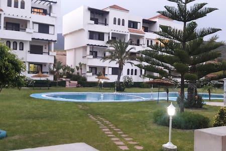 logement balnéaire en excellence - Tétouan - Byt