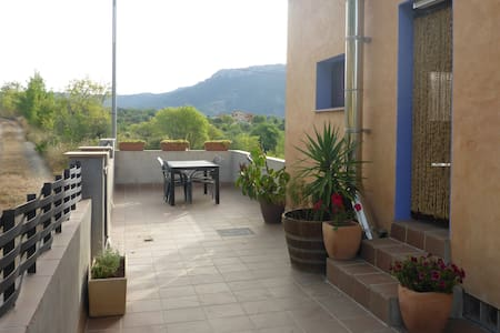 Cal Torrellas. Climb and Rest - Appartement